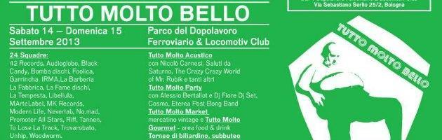 """""""Tutto molto bello"""", a Bologna il torneo di calcetto per la musica indipendente"""