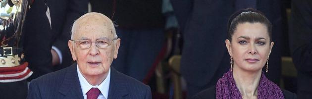 """Web, Napolitano difende Boldrini: """"Turpi ingiurie e minacce dalla rete"""""""