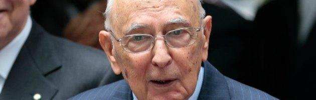 """Napolitano: """"Avanti con le riforme"""". Quagliariello: """"Semipresidenzialismo"""""""