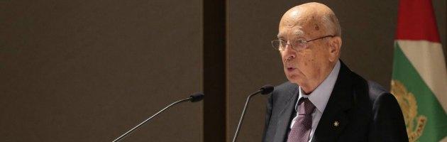 """Blog di Grillo: """"Impeachment a Napolitano: ha violato la costituzione"""""""