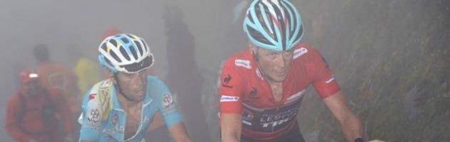 """Vuelta 2013, Nibali secondo. Horner """"si scopre"""" campione a 42 anni"""