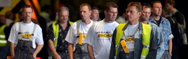 """Germania, la ricchezza dai lavoratori alle imprese. Così nasce la """"locomotiva"""""""