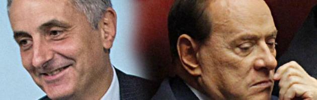 Quagliariello e Berlusconi