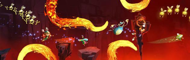 Rayman Legends, il videogame dal gusto vintage che insidia il mito di Super Mario