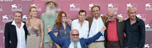 Venezia 2013 - Cast Sacro Gra