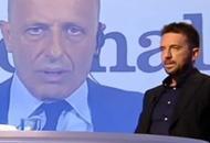 """Sallusti vs Scanzi: """"Non è la giustizia  a decidere cosa è giusto e sbagliato"""""""