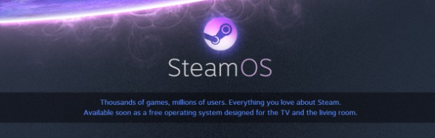 SteamOS 0caa1b78b8dc