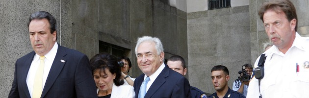 Dominique Strauss-Kahn diventa banchiere. In Lussemburgo