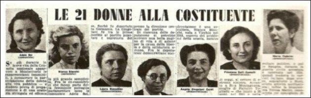 Le leggi delle donne che hanno cambiato l'Italia. Dal diritto di voto al femminicidio