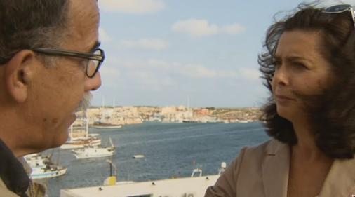 """Servizio Pubblico, Boldrini: """"Il soccorso è un dovere etico"""""""