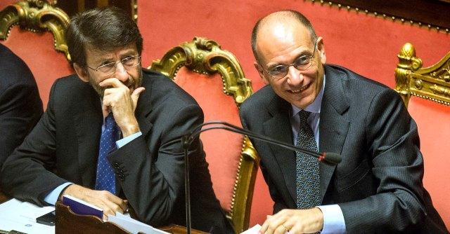 """Letta: """"Berlusconi? Cupio dissolvi non porta a niente"""""""