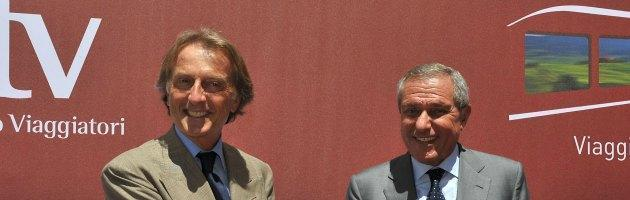 Ntv, Luca di Montezemolo perde l'ad e cambia macchinista a Italo