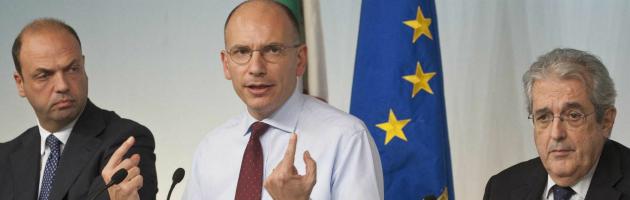 Legge di Stabilità, il taglio di cuneo fiscale promesso da Letta diventa una mancia