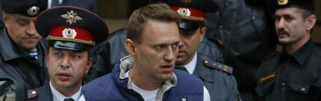 Russia, pena sospesa a Navalny. Ma condanna confermata: non può candidarsi