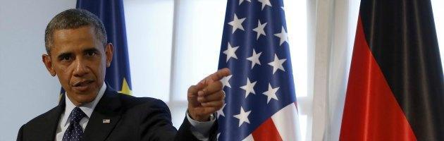 """Italia-Usa, Obama a Letta: """"Bene le riforme per uscire dalla recessione"""""""