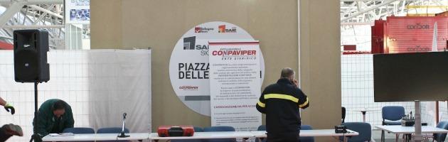 Bologna, crollo di pannelli su dipendenti Saie dove si discute di sicurezza sul lavoro