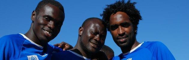 Roma, la squadra formata da migranti diventa un film: la storia di Liberi Nantes