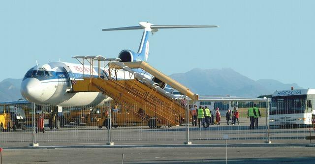 Aeroporti, sulla gestione di Montichiari scoppia la lite tra Verona e Bergamo