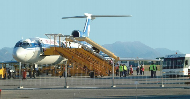 modellismo aeroporto bergamo - photo#16