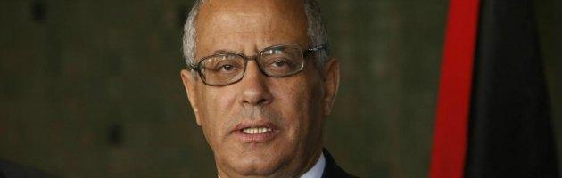 Libia, rapito e rilasciato premier accusato di aver aiutato Usa a catturare terrorista