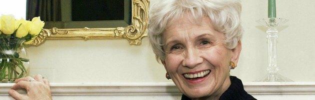 """Nobel Letteratura 2013 ad Alice Munro, """"maestra del racconto contemporaneo"""""""