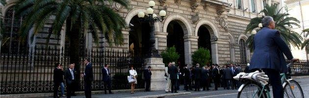"""Debito pubblico, Bankitalia: """"In crescita di 70,6 miliardi da inizio 2013"""""""