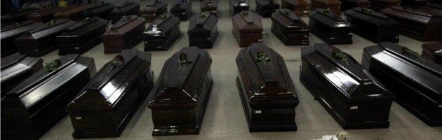 Naufragio Lampedusa, bilancio vittime sale a 339. Altri corpi da recuperare