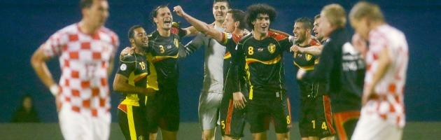 Belgio, la nazionale di calcio ai Mondiali unisce la gente e allontana il separatismo