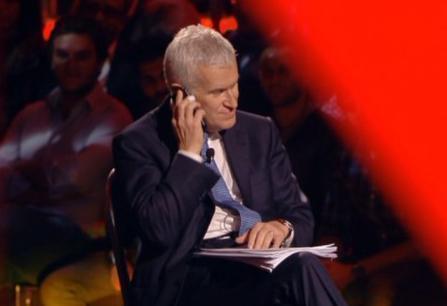 """Servizio Pubblico, Belpietro: """"La soluzione politica è salvare Berlusconi"""""""
