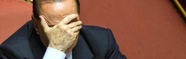 Amnistia e indulto, già pronti tre ddl per salvare Silvio dall'interdizione per diritti Tv