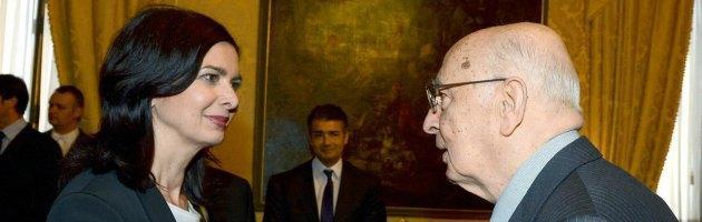 """Lavoro, Napolitano: """"Morti sono piaga sociale. Mai abbassare la guardia"""""""