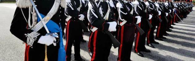 Carabinieri discriminati dall'Arma, carriera privilegiata per chi esce dall'Accademia