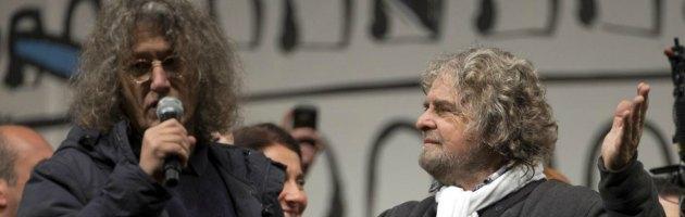 Reato di clandestinità, Grillo e Casaleggio annullano l'incontro con eletti M5S
