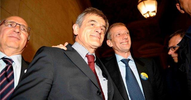 Piero Fassino e Sergio Chiamparino