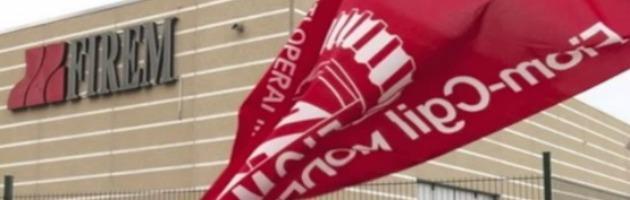 Formigine, la Firem non paga lo stipendio di luglio: manifestazione degli operai