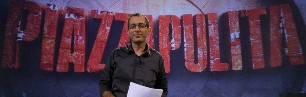 "Telefonata Berlusconi, Formigli (Piazzapulita): ""Non era intercettata"""
