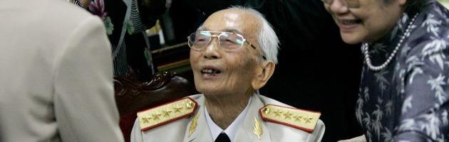 Vietnam, morto il generale Giap: simbolo della lotta contro le superpotenze mondiali