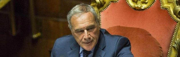 """Indulto-amnistia, M5S: """"Napolitano padrino del salvacondotto per Berlusconi"""""""