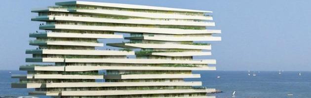 Milano Marittima, il caso del grattacielo in riva al mare arriva in Parlamento