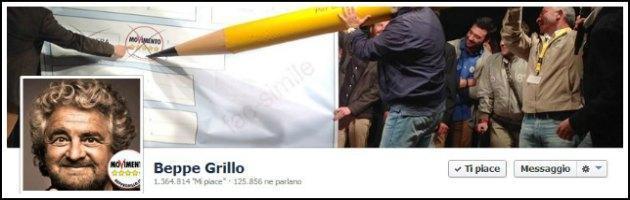 """M5S e clandestinità, critiche a Grillo su blog e facebook. """"Grillo leghista"""""""