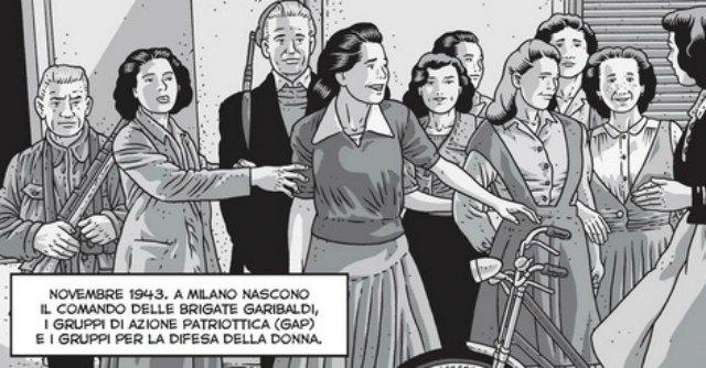 Lucca Comics 2013, fumetti politici: da 'Arrivederci Berlinguer' al partigiano Diego