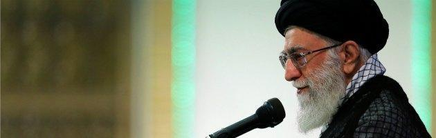 """Iran, la Guida suprema Khamenei: """"Sostengo l'apertura di Rohani agli Usa"""""""