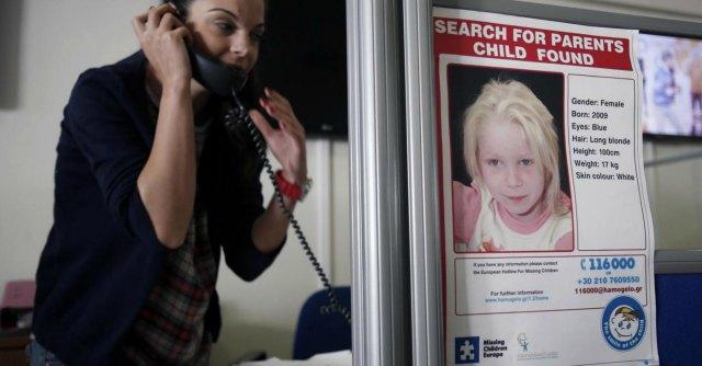 Grecia, caso bimba bionda in campo rom apre discussione su adozioni illegali