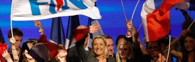 """Francia, Marine Le Pen: """"Il Front National non è di destra né di sinistra"""""""