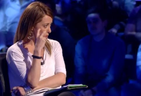 """Servizio Pubblico, Meloni: """"Il Tav può essere un'opera strategica"""""""