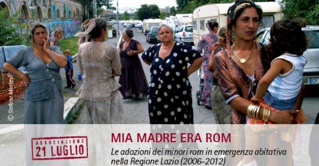 """Minori rom, """"allontanati sistematicamente dalle famiglie di origine per pregiudizio"""""""