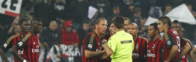 Milan-Udinese a porte chiuse dopo cori razzisti contro tifosi juventini