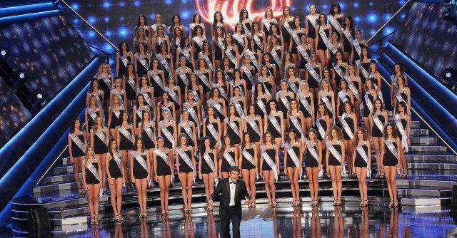 """Miss Italia 2013, il 27 ottobre finale su La7. Ruffini: """"L'accordo è pluriennale"""""""