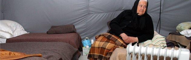 Terremoto in Molise: centinaia di famiglie ancora sfollate dal 2002