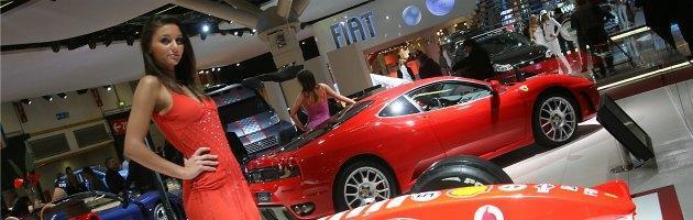 Da Nina Senicar a Romano Prodi, così il Motor Show diventava evento mediatico